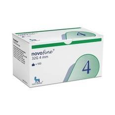Novofine 32G 4mm 100pcs/Box