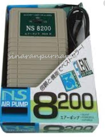 NS AIR PUMP NS 8200