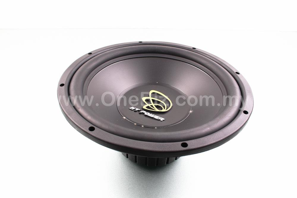 NT Power 12 inch Competition SubWoofer (500W)-NT-W122