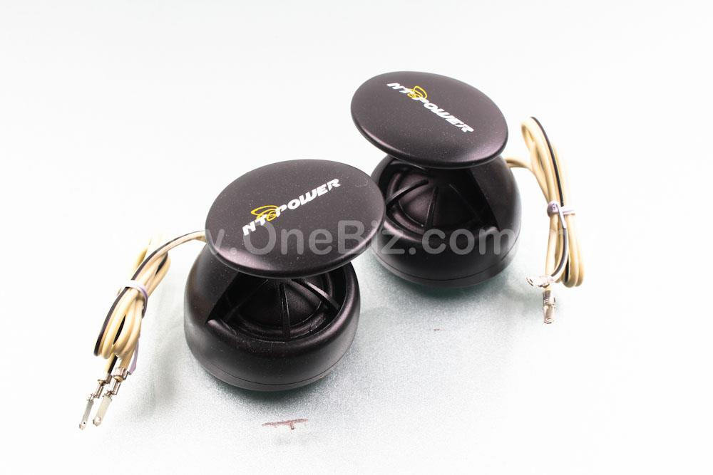 NT Power Dome Tweeter Silk Dome 250 Voice coil -NT-2216T