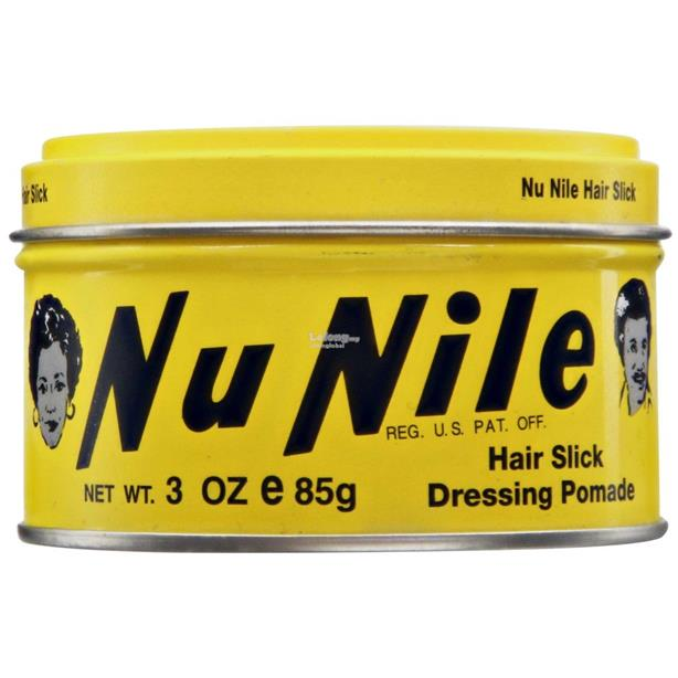 Nu-Nile Hair Slick Dressing Pomade