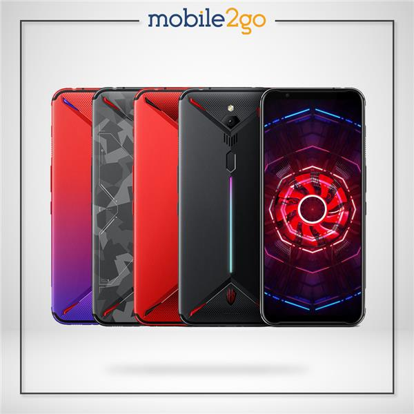 Nubia Red Magic 3 [128GB ROM+8GB RAM/256GB ROM+12GB RAM] Malaysia Set