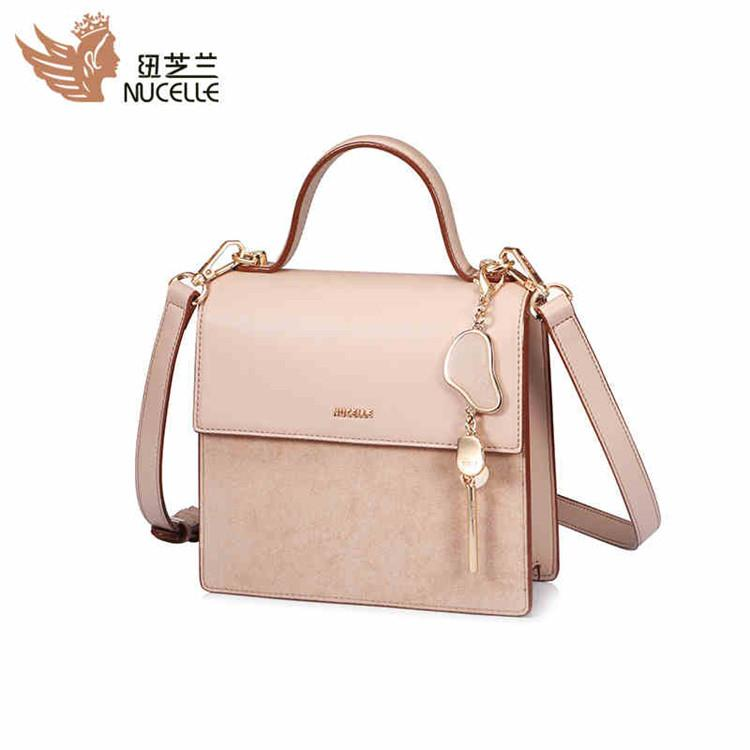 NUCELLE 1171556 Women''s PU Leather Crossbody Shoulder Bag Handbags