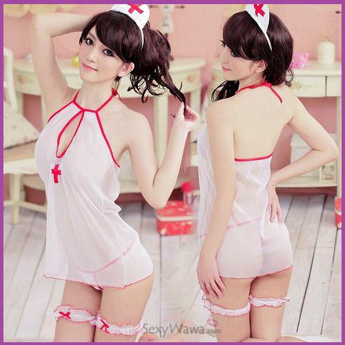 cd85f0b943db1 Nurse Uniform Sexy Cosplay Costume (end 2 29 2020 12 15 PM)