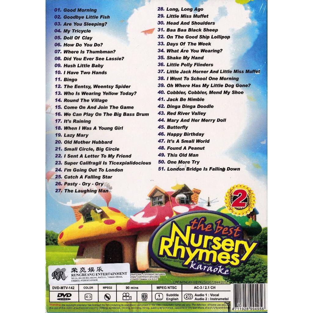 The Best Nursery Rhymes Children S End