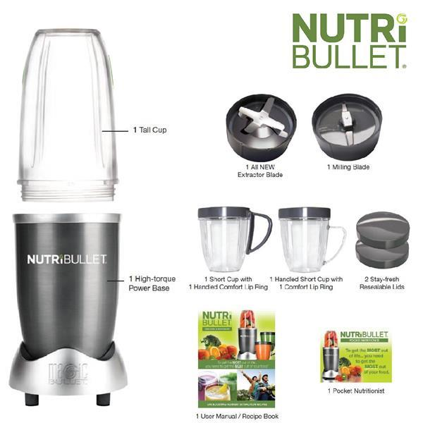 Nutri Bullet Extractor Blender Juic End 9 25 2018 11 15 Am