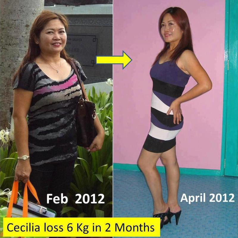 Nutriline Thinsline Slimming Less than 30 Days