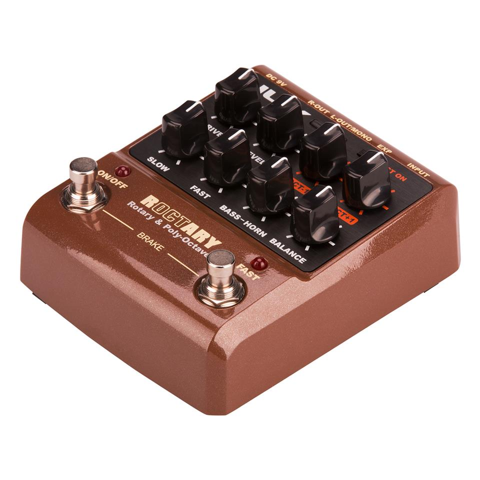 NUX ROCTARY - Force Series Effect Pedal