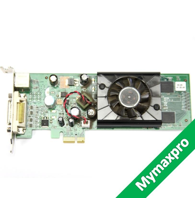 NVIDIA GeForce 8400 GS 256 MB DDR2 64bit DMS59 TV-Out Graphic Card