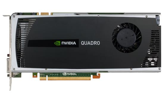 NVIDIA Quadro 4000 2GB DDR5 256bit DVI Dual Display Port Graphic Card