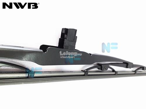 NWB Wiper Blade Set ( 14'' 24'' ) VIOS 07- / CITY IDSI / JAZZ