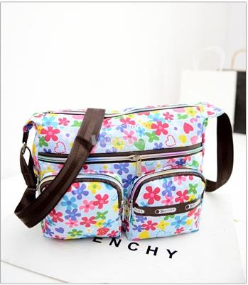Nylon Casual Sling Bag
