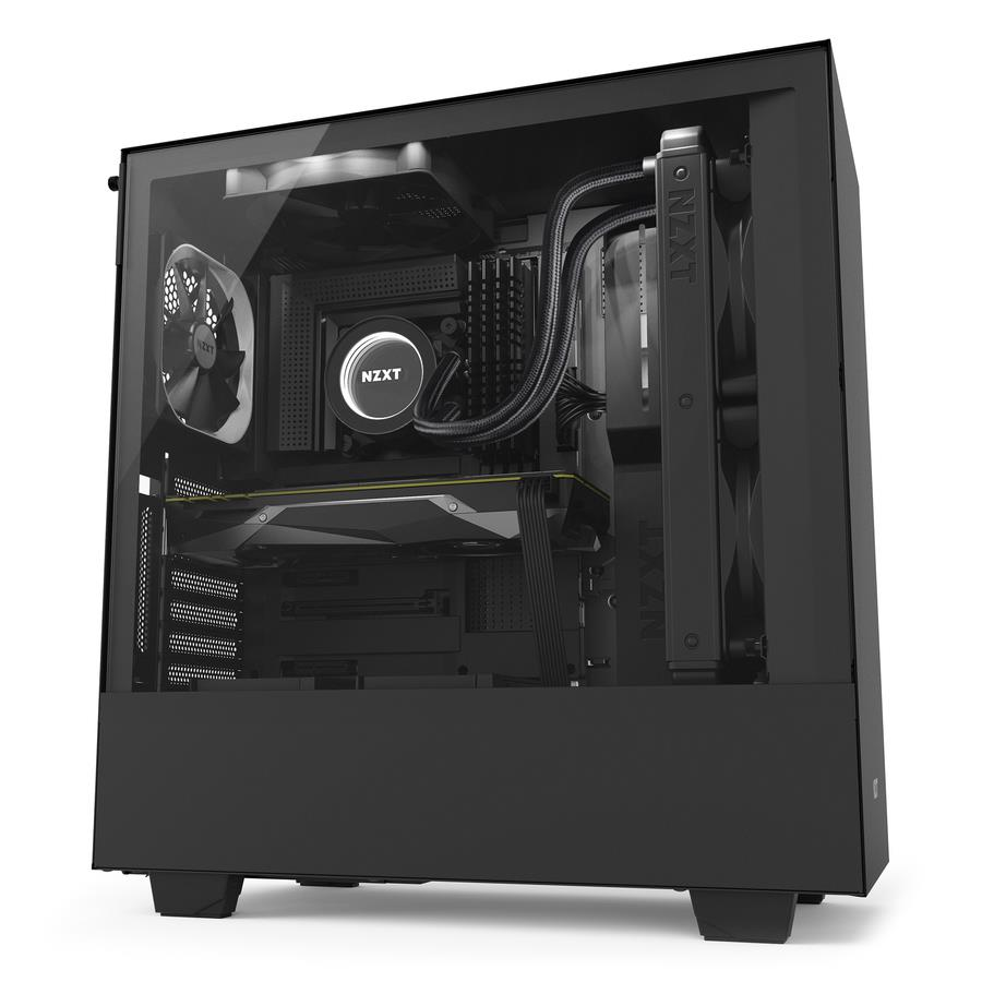 NZXT H SERIES H500i BLACK ATX Casing