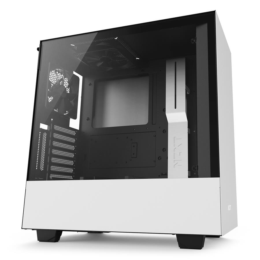 NZXT H SERIES H500i BLACK+WHITE ATX Casing