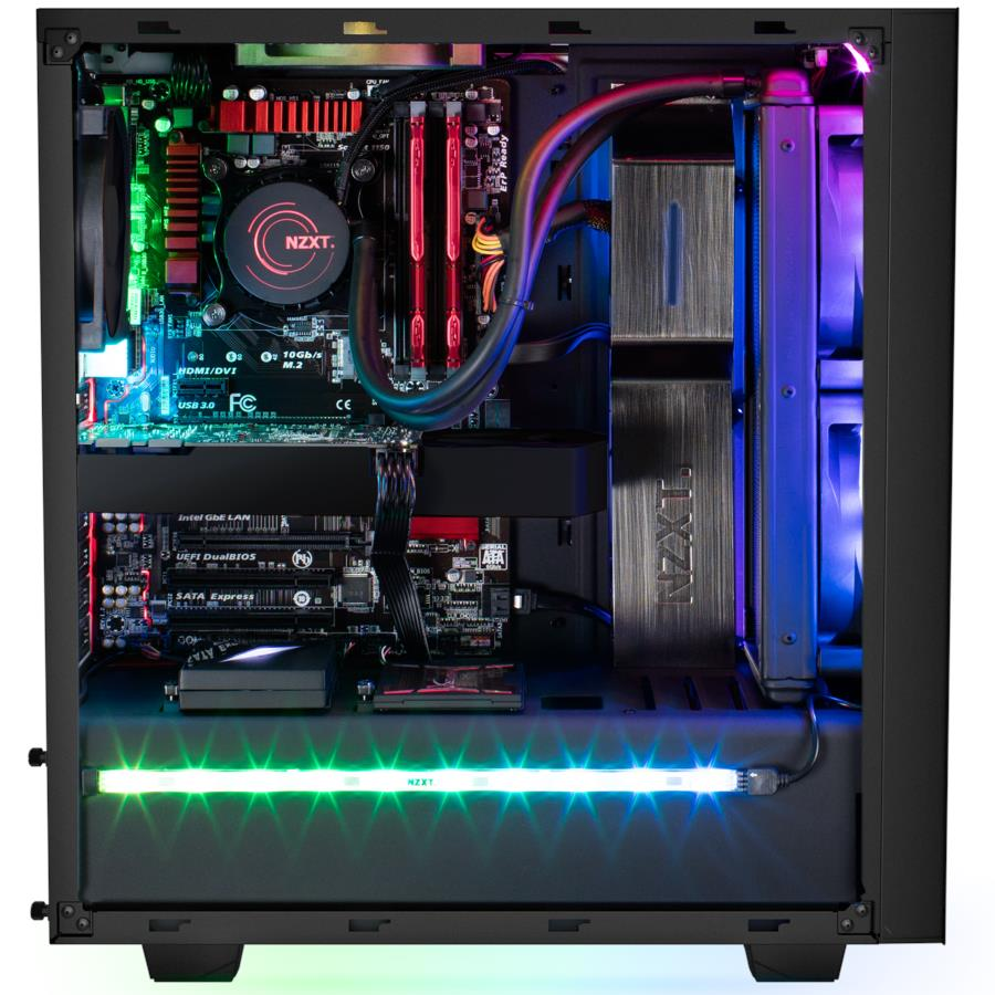 # NZXT HUE+ EXTENSION KIT #