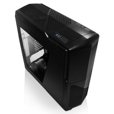 # NZXT PHANTOM 630 WINDOW EDITION CASING # Black / White / Gunmetal