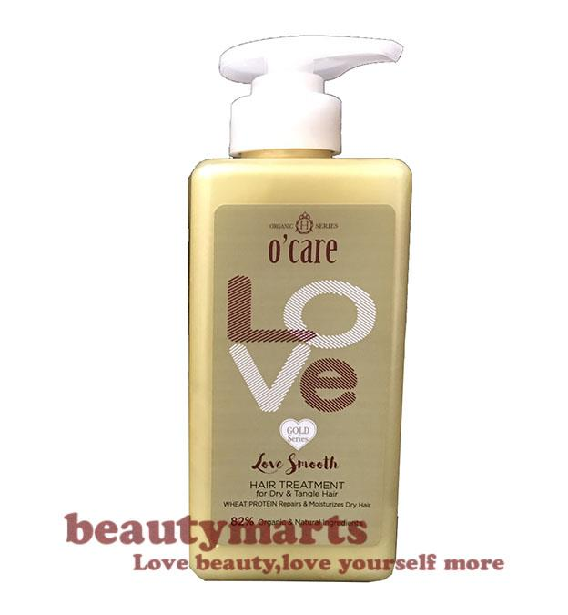 O'CARE Love Smooth Hair Treatment (For Dry & Tangle Hair)