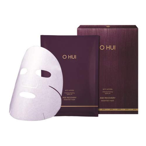 O Hui Age Recovery Essential Mask X 8 Sheets, 3.52 Ounce