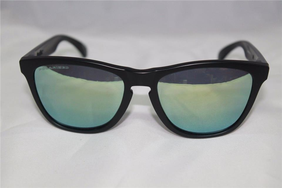 oakley frogskins polarized lenses