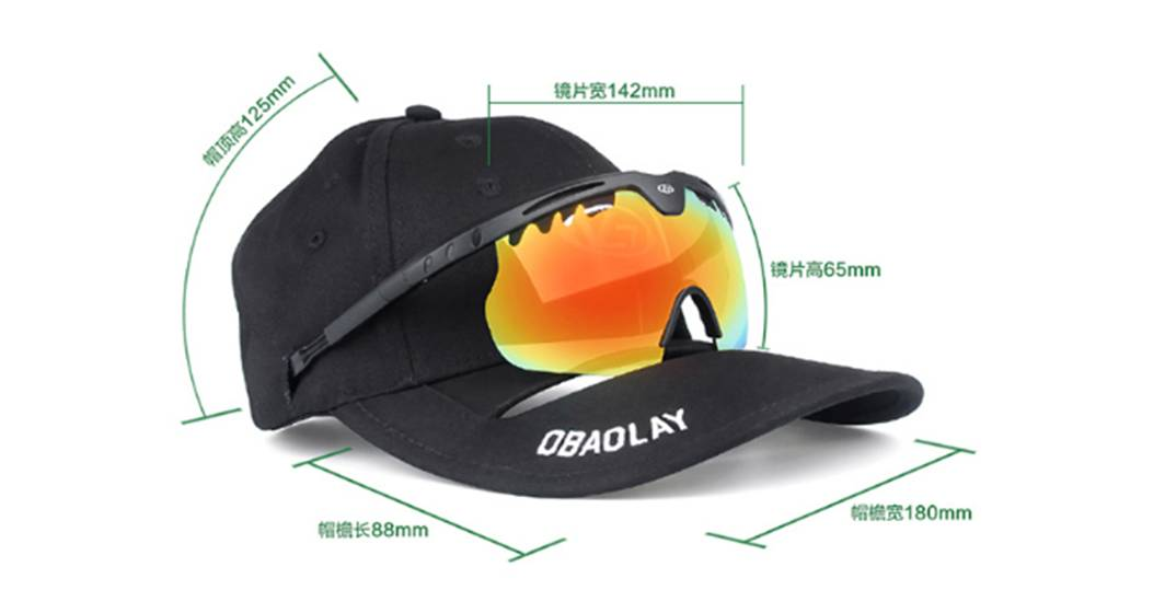 6acde2cbcd OBAOLAY Innovative Sunglasses with (end 6 28 2021 12 00 AM)