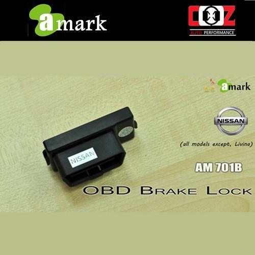 OBD BRAKE LOCK NISSAN SENTRA 2013-2014