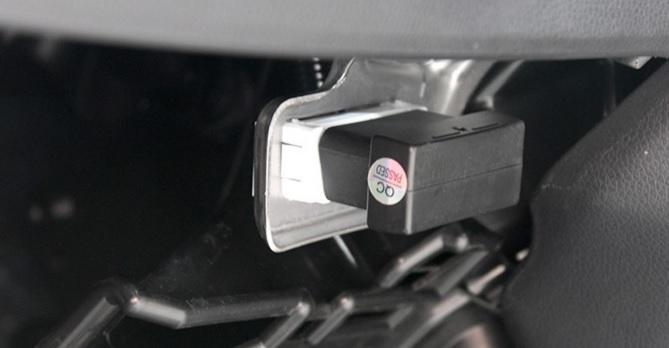 OBD Speed Lock System Honda City '14