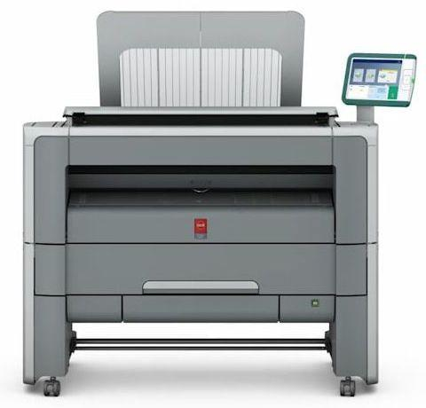 Océ PlotWave 365 Large Format Printer (6 A1 per minute)