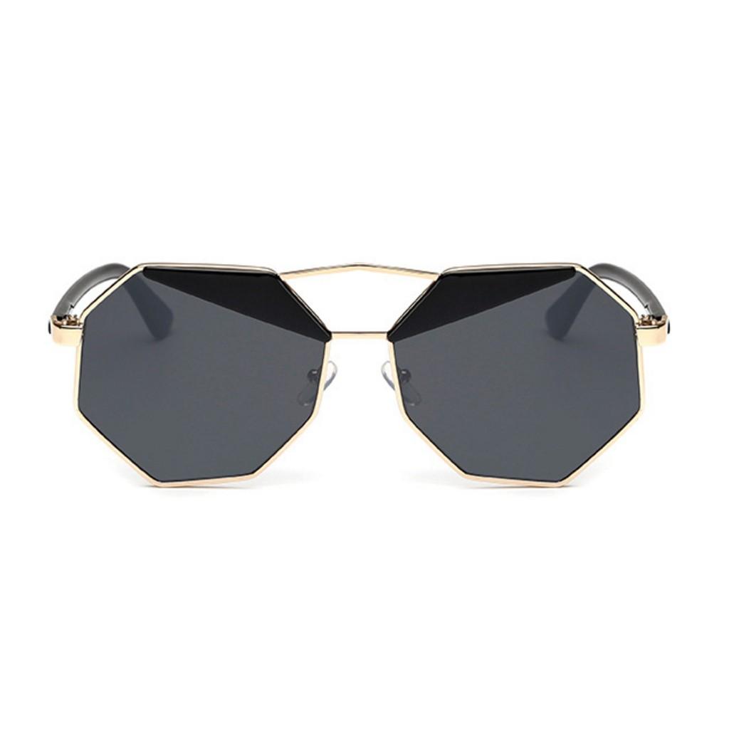 92b775877e08 Octagon Shaped Mirrored Sunglasses (end 3/6/2020 7:37 PM)