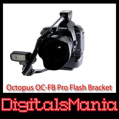 Octopus OC FB Pro Flash Bracket E3 Cord