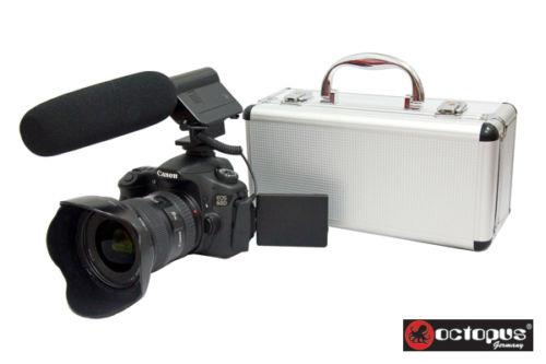 Octopus EX-Pro Video Mic For Sony alpha DSLR Cameras