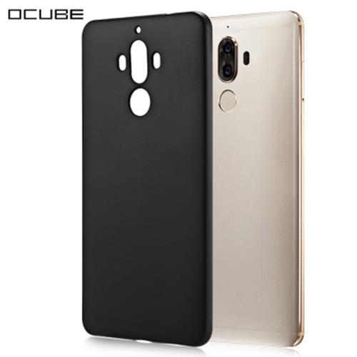 OCUBE 360 DEGREE SOFT TPU BACK COVER FOR HUAWEI MATE 9 (BLACK)