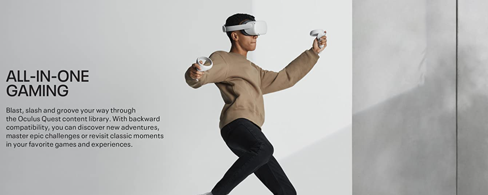 Oculus Quest 2 Advanced All-in-one Virtual Reality device (256GB)