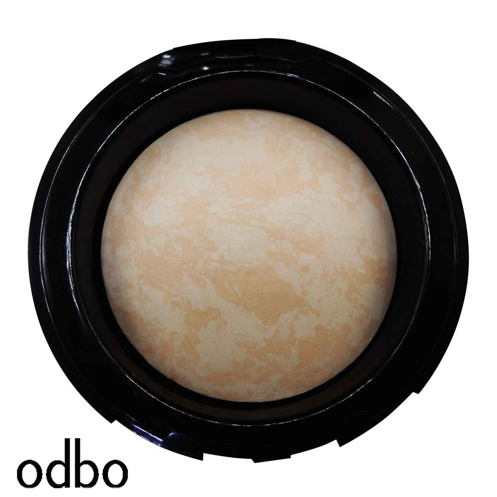 ODBO CC Clean Tender Powder SPF50+ PA++ Code 21