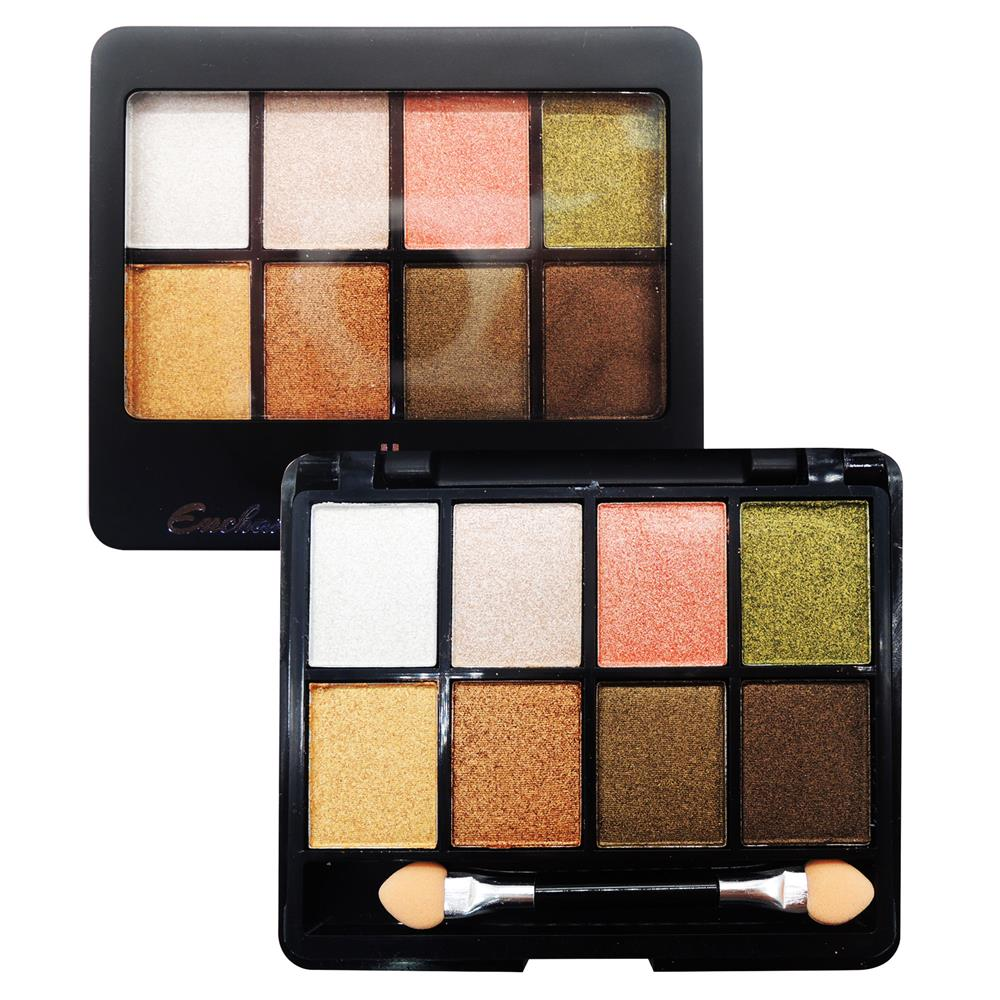 ODBO Enchanted Makeup Palette Eyeshadow With Blusher Code 01