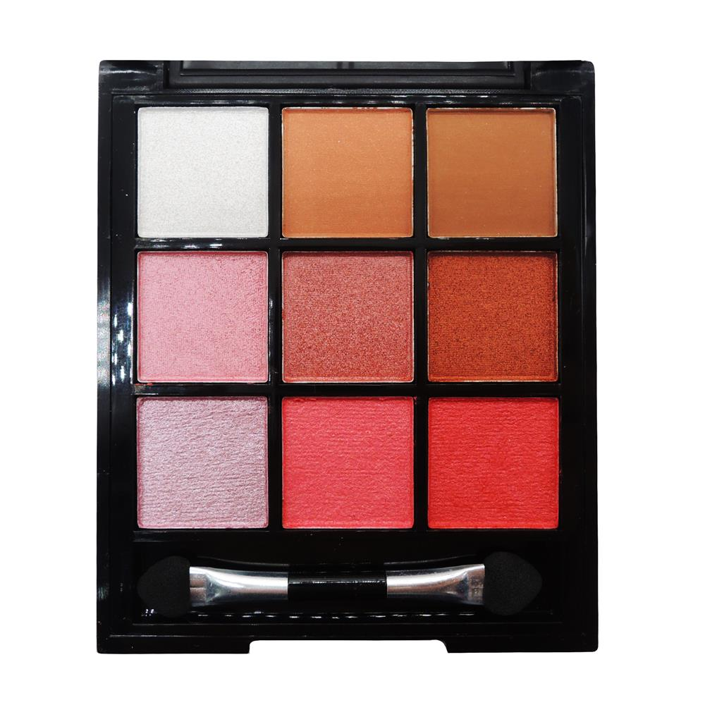 ODBO Square Eyeshadow Palette With 9 Color Eyeshadow Code 03