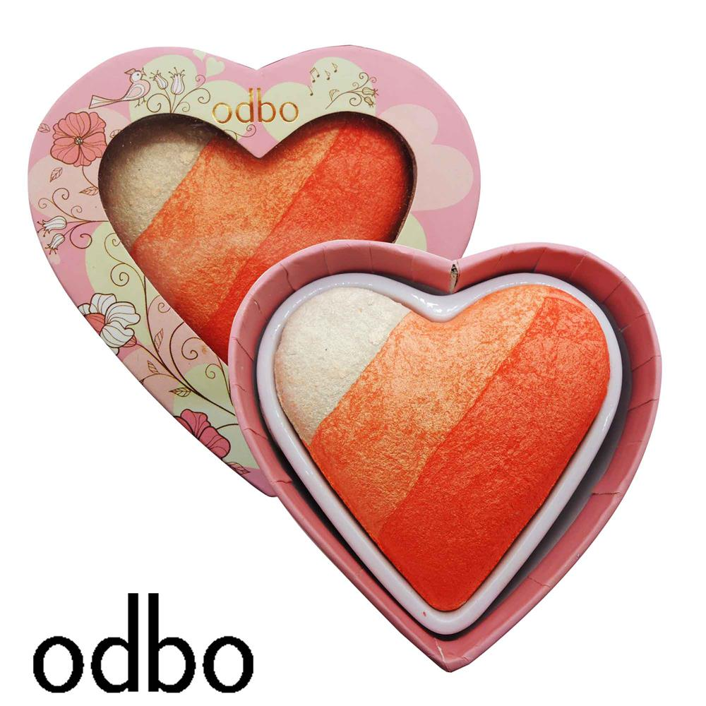 ODBO Sweet Hearts Love Blusher Code 03