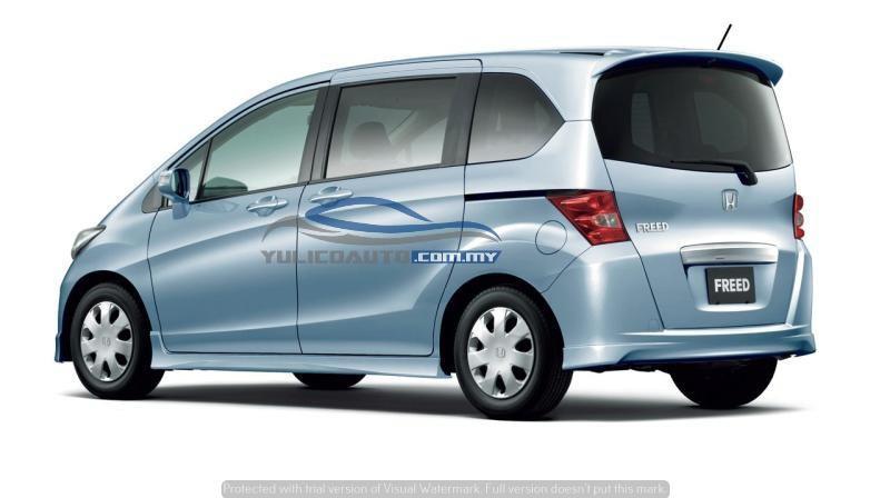 Oem 4 Inch Honda Freed Door Visor F End 4162020 346 Pm