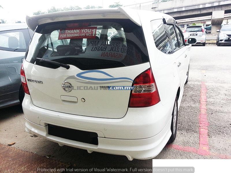 Oem 4 Nissan Grand Livina Door Win End 4 15 2020 4 13 Pm
