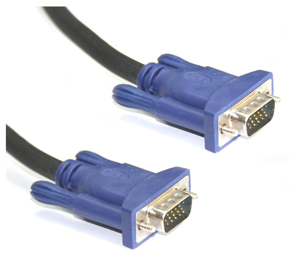 OEM® Cable VGA Male To Male 1.5M
