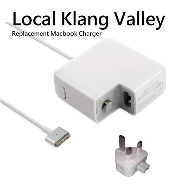 OEM MacBook Pro 15' 17' Retina MagSafe2 85W AC Power Adapter Charger