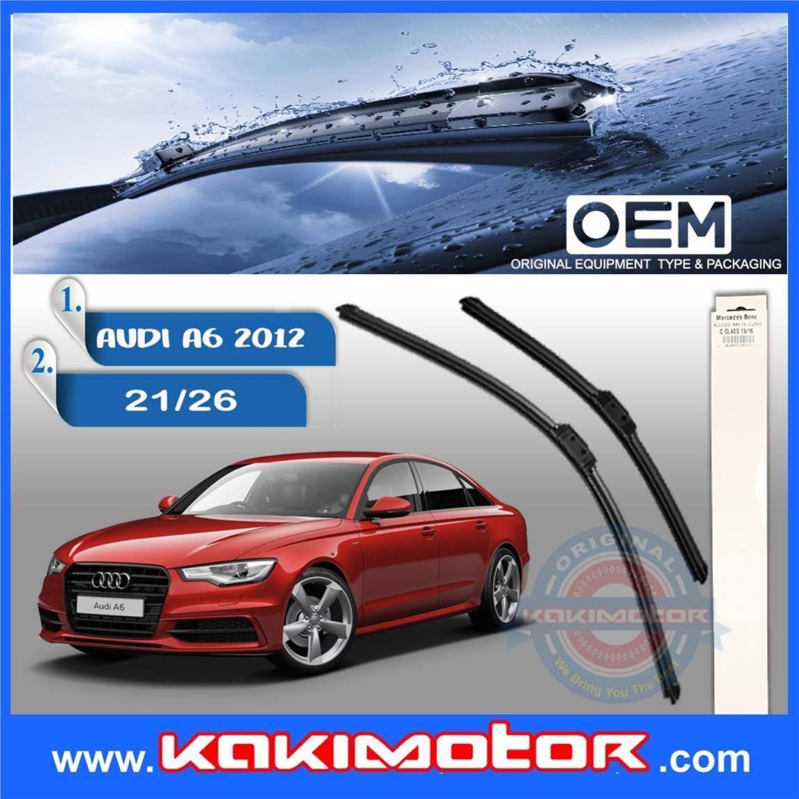 [OEM Quality] 2012-2013 Audi A6 21/ (end 12/12/2019 2:15 PM