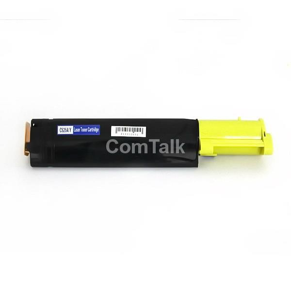 OEM Toner Cartridge Compatible For Fuji Xerox CT200652 Yellow
