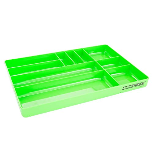 OEM TOOLS 22213 10-Compartment Low-Profile Drawer Organizer Tray | Organize To