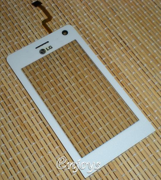 OFFER: ORIGINAL LCD Touch Screen Digitizer for LG KU990 Viewty ~WHITE