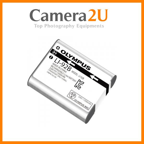 OFFER Original Olympus LI-92B Rechargeable Lithium-Ion Battery