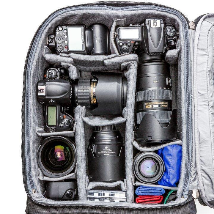OFFER Think Tank Airport Roller Derby Trolley DSLR Camera Bag