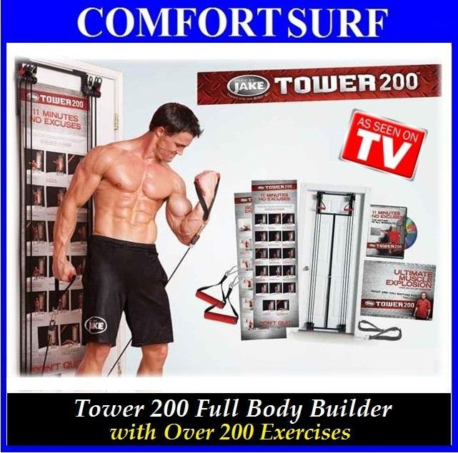 Offer Now!! Tower 200 Full Body Mus (end 11/29/2019 3:53 PM