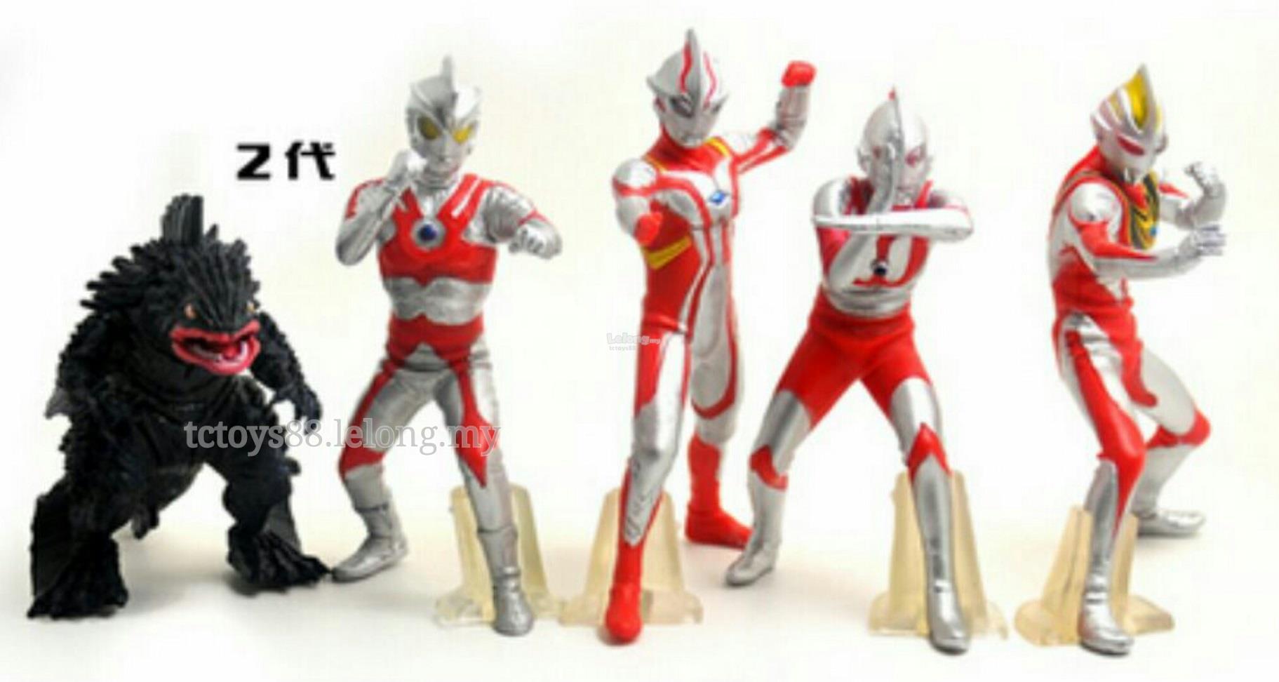 Offer Ultraman Figurine Ultraman End 2 18 2019 6 47 Pm
