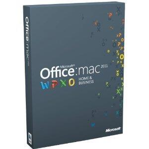 Office 2011 for MAC 'Product Key-Download Delivery