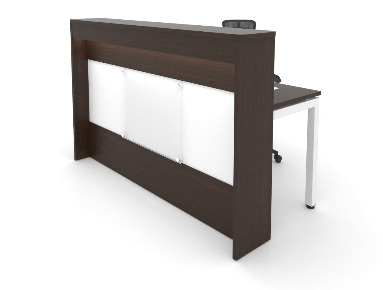 Office Design Reception Counter Desk Table Ofm1200 Kajang Kl